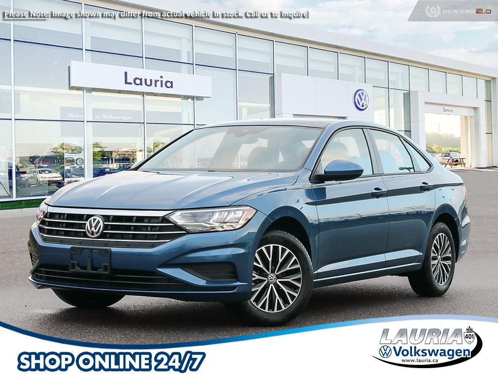 new 2021 Volkswagen Jetta car, priced at $29,343